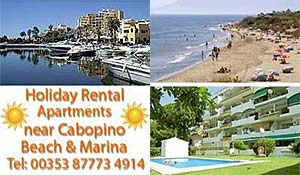 Costa del Sol apartment to rent